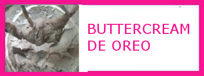 BUTTERCREAM DE OREO