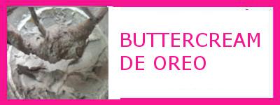 BUTTERCREAM DE OREO