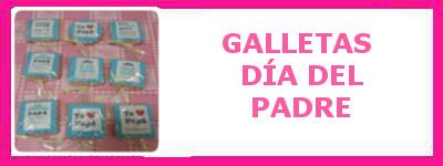 DIA DEL PADRE GALLETAS