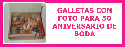 GALLETA 50 ANIVERSARIO