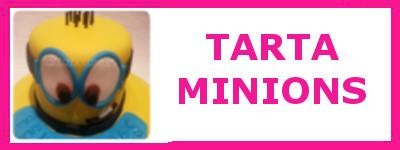 TARTA DE MINIONS