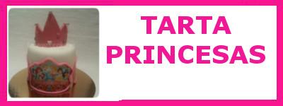 TARTA DE PRINCESAS