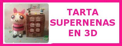 TARTA DE LAS SUPERNENAS