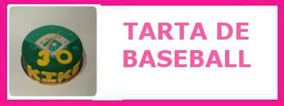 TARTA DE BASEBALL
