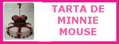 TARTA DE MINNIE MOUSE