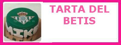 TARTA DEL BETIS