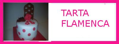 TARTA FLAMENCA.
