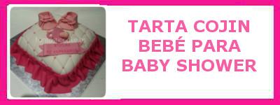 TARTA PARA BABY SHOWER