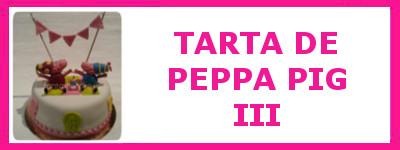 TARTA PEPPA PIG III