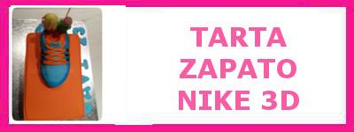 TARTA ZAPATO NIKE