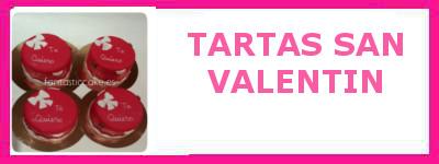 TARTAS SAN VALENTIN