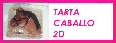 Tarta Caballo