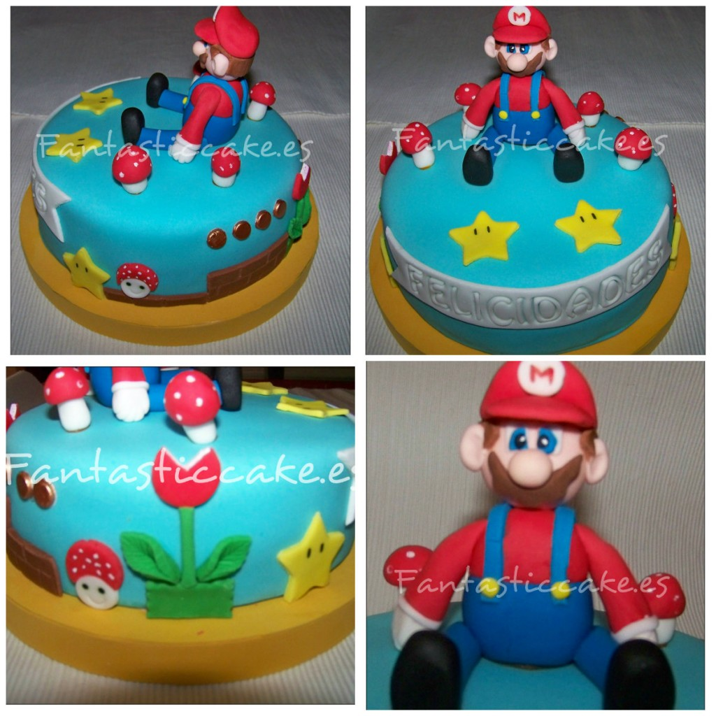 collage Mario bross