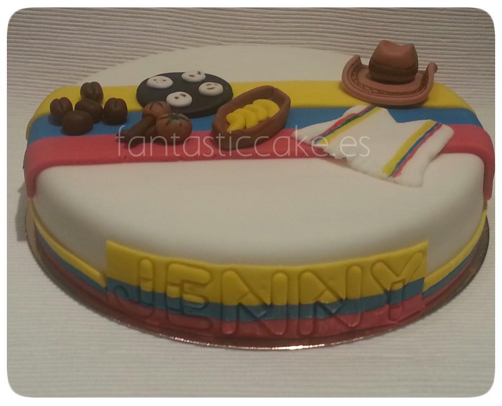 tarta cultura colombiana