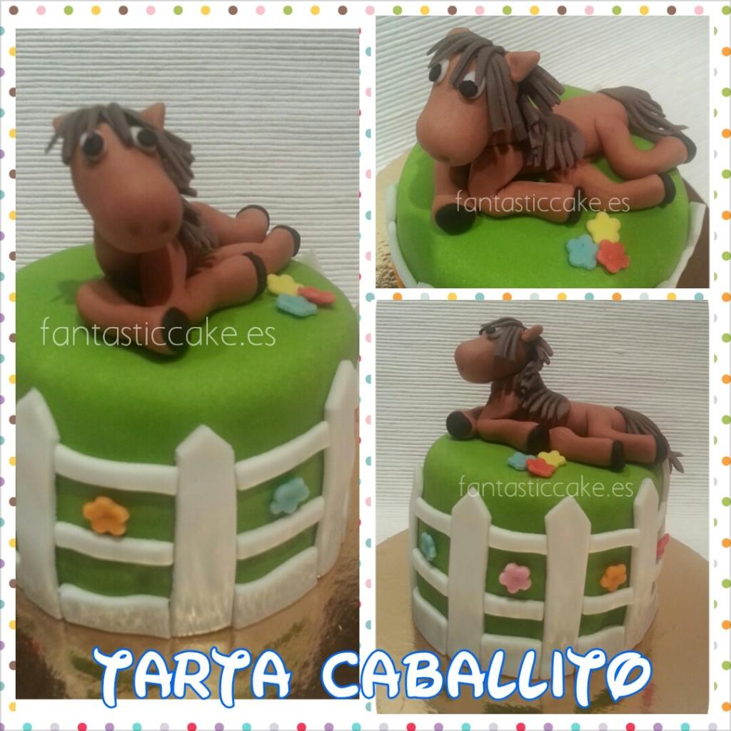 TARTA CABALLITO