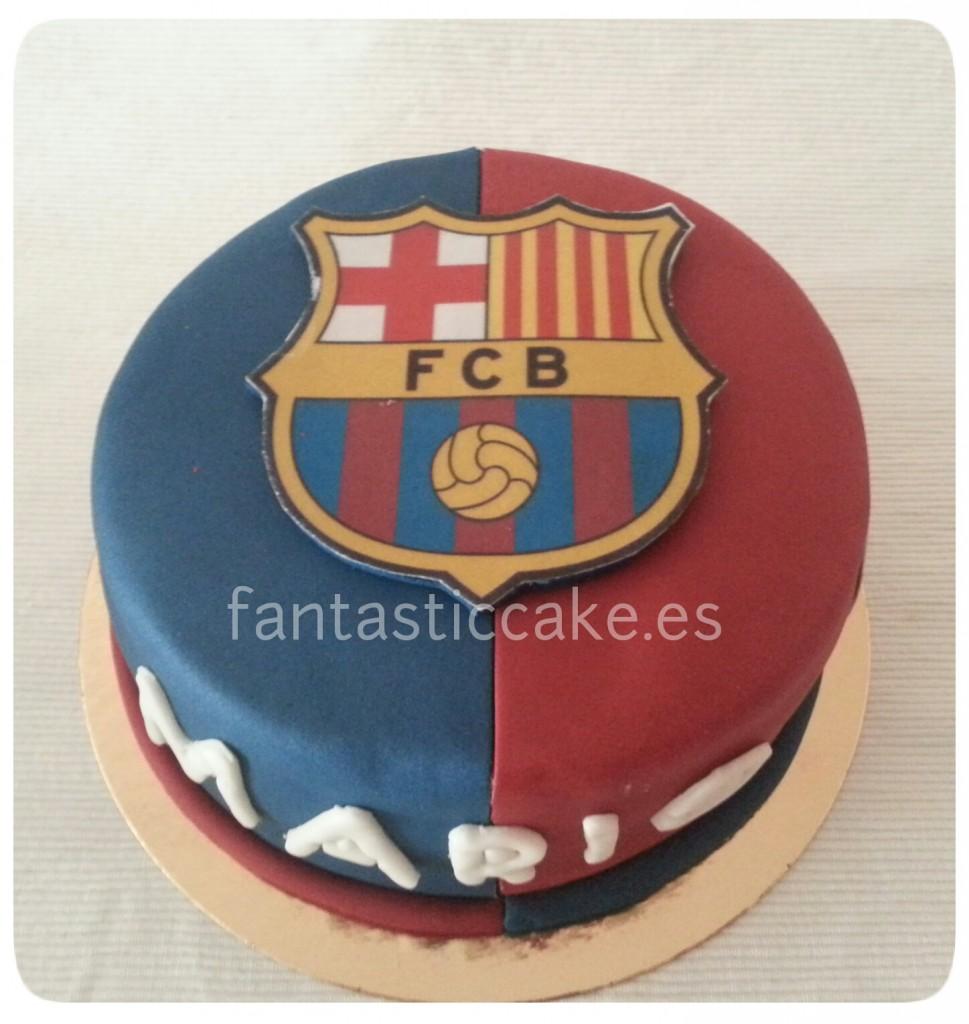 tarta del barcelona