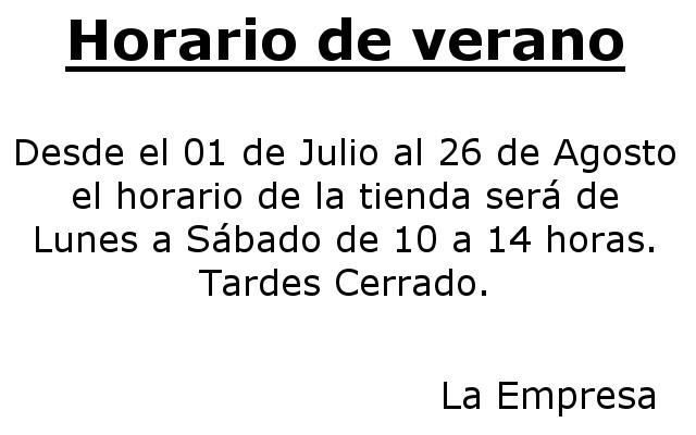 horario de verano2015
